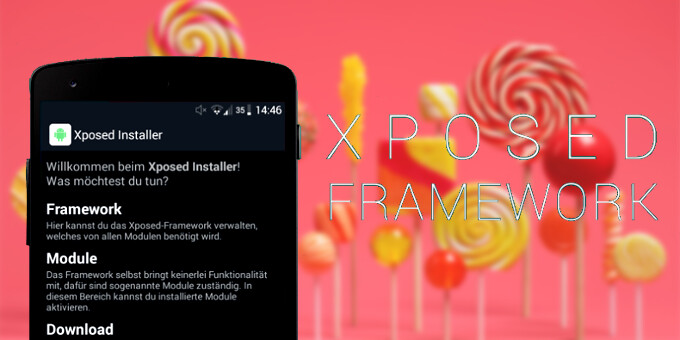 Xposed for Android 5.0 Lollipop is finally here, but for ARMv7 devices only