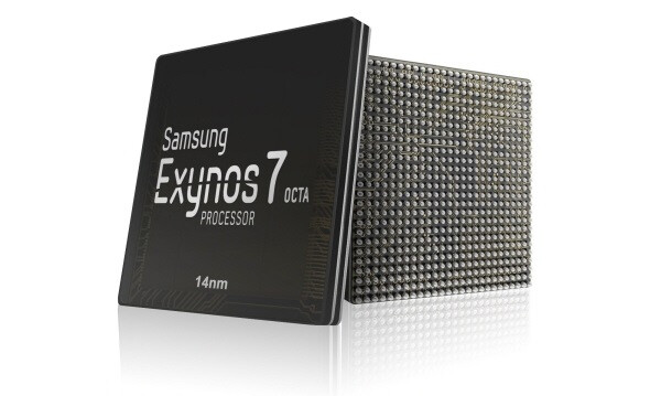 Samsung's Exynos 7420 SoC is 30 to 35% more power efficient compared to 20nm processors