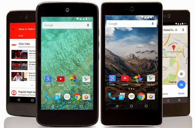 Google intros new Lollipop-based Android One smartphones in Asia