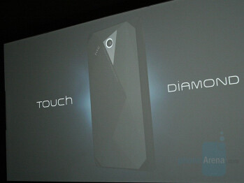HTC Touch Diamond launch coverage
