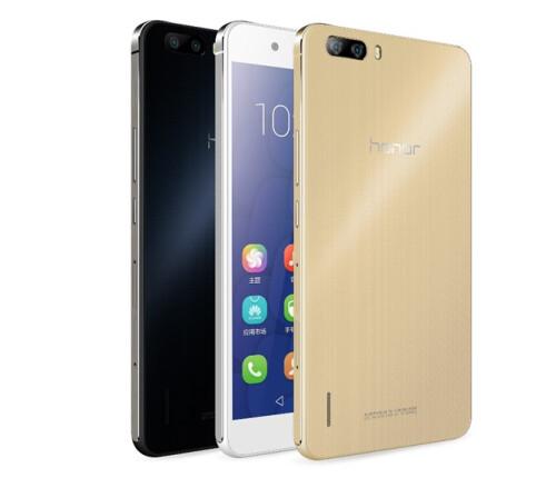 Huawei Honor 6 Plus ($399)
