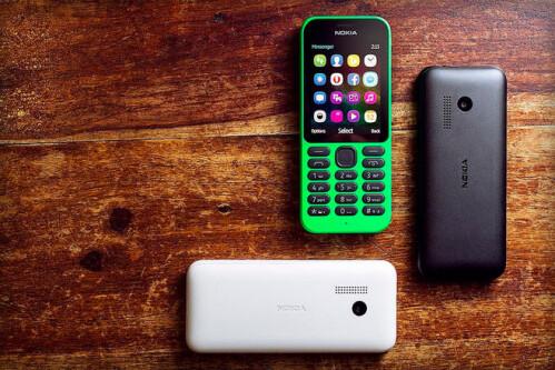 Nokia 215 dual SIM (30$)
