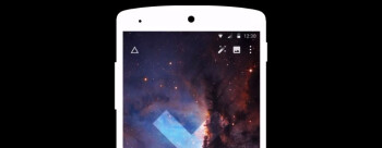 HPSTR is an Android live wallpaper app whose cool effects animate as you scroll