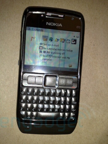 New details on Nokia E71 and E66