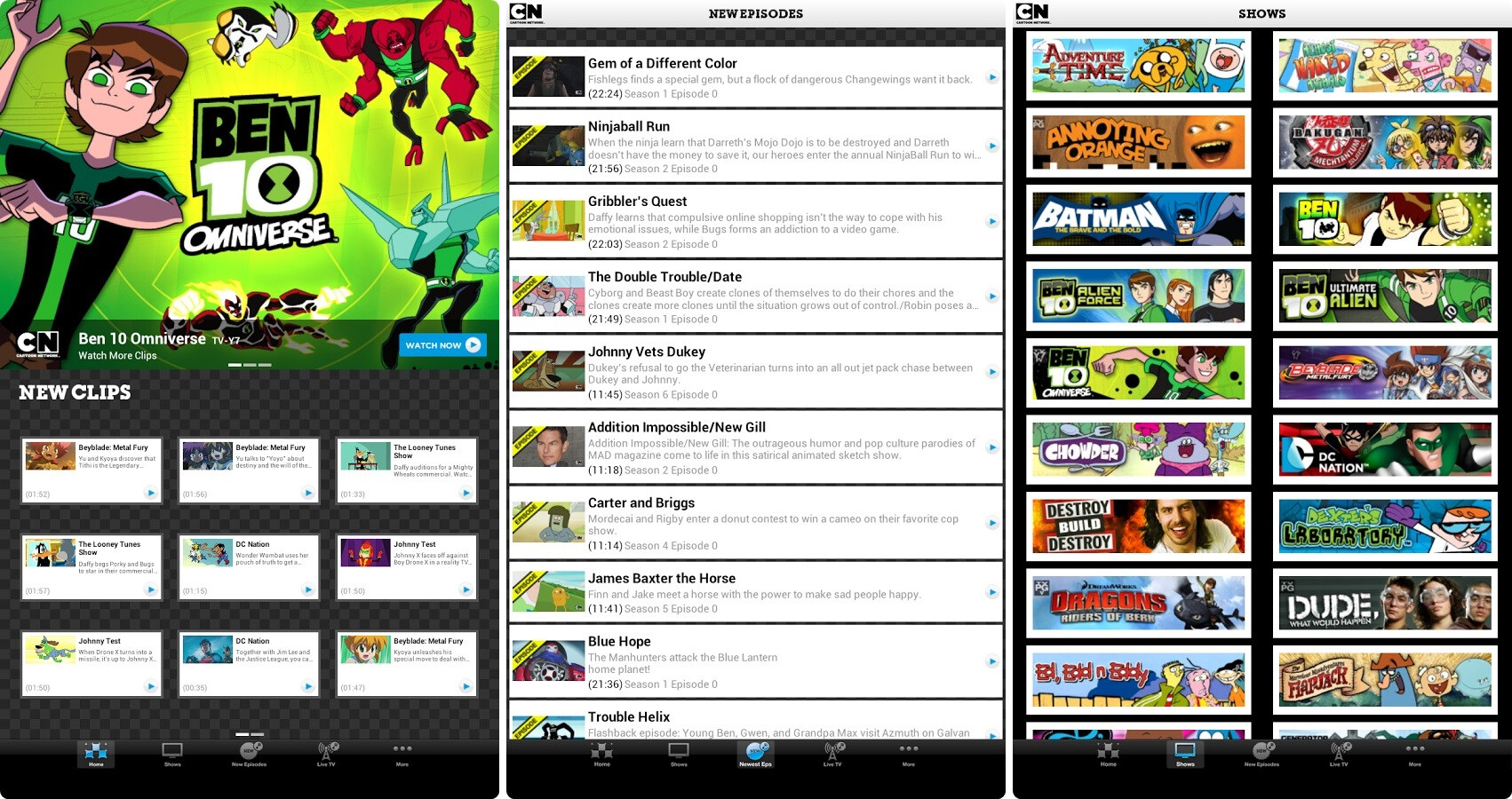 Elephant Cartoon also Watch as well Pokemon likewise 10 Interesting Android IOS Movie Streaming Apps You Might Not Know About id66141 furthermore All The Disney XD Shows Except For EMH 570482487. on old cartoon network shows