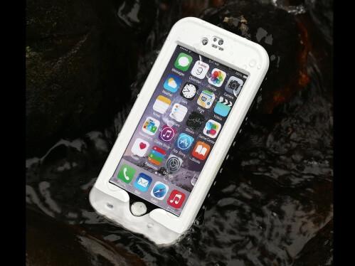 """Iselector™ iPhone 6 plus 5.5"""" Waterproof Case IP68 case"""