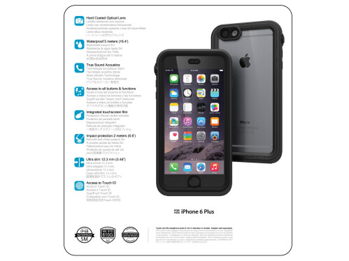 Merit™ iPhone 6 Plus Waterproof Case