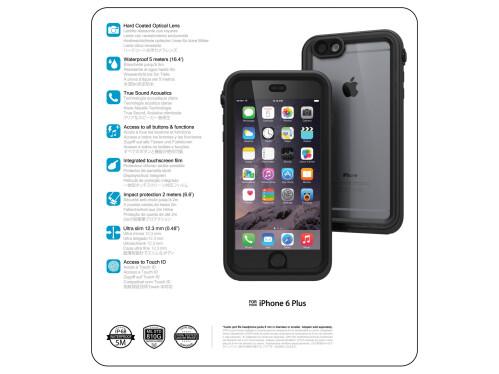 Merit™ iPhone 6 Plus Waterproof Case