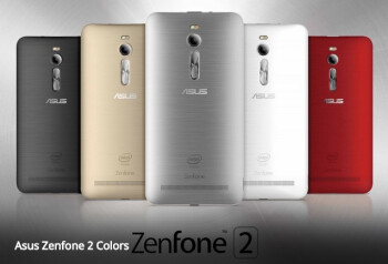 Asus ZenFone 2 up for preorder, price for the 4 GB RAM model revealed