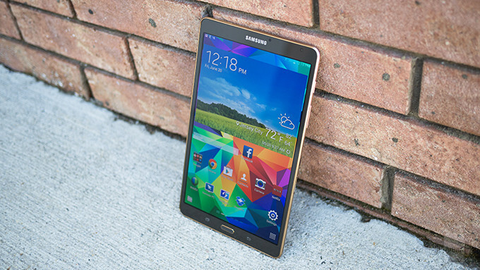 """Galaxy Tab S2 8""""/10"""" specs leak pegs them as the thinnest tablets, with 5.4mm metal frame"""