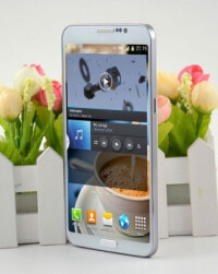 Chinese replica of the Galaxy Note 4