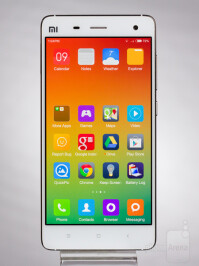 Notable phones from Chinese companies: Xiaomi Mi 4