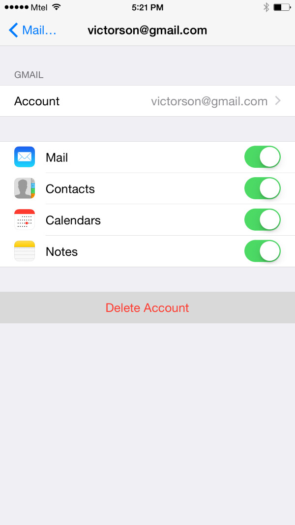 how to add gmail to iphone how to add account gmail and contacts to the 18556