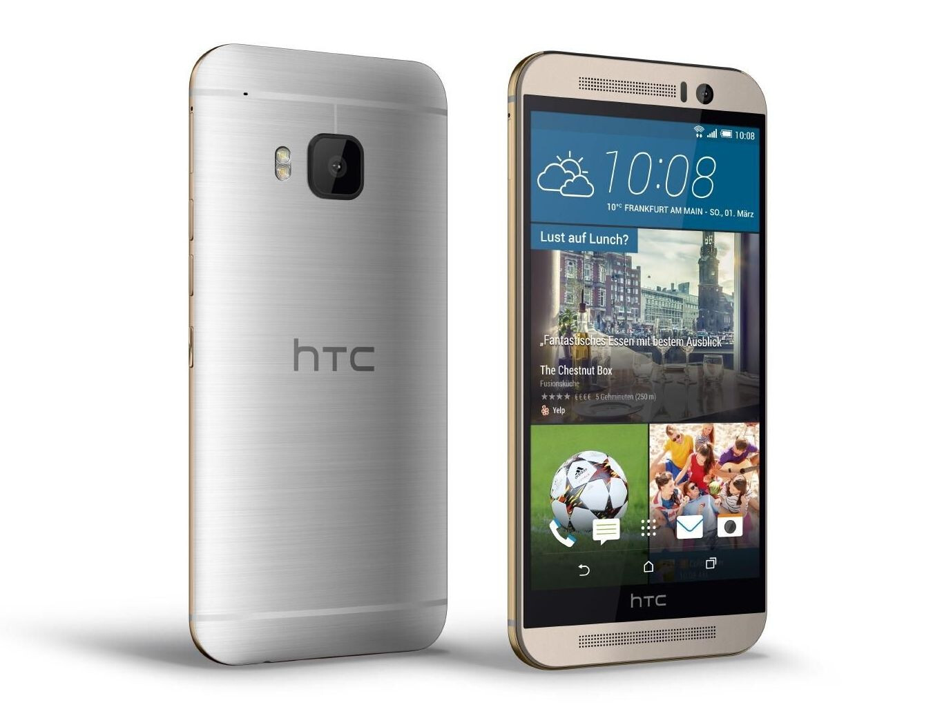 This suspected HTC One M9 Plus wallpaper suggests a Quad ...