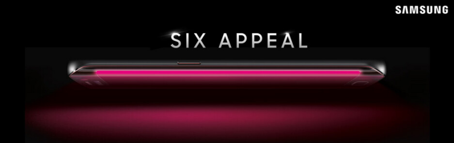 """T-Mobile teases the Samsung Galaxy S6 - T-Mobile gives us the best look yet of the """"sixy"""" Samsung Galaxy S6"""