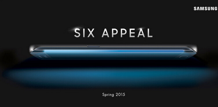 AT&T teases the Samsung Galaxy S6 on its website - AT&T releases Samsung Galaxy S6 teaser similar to T-Mobile's image