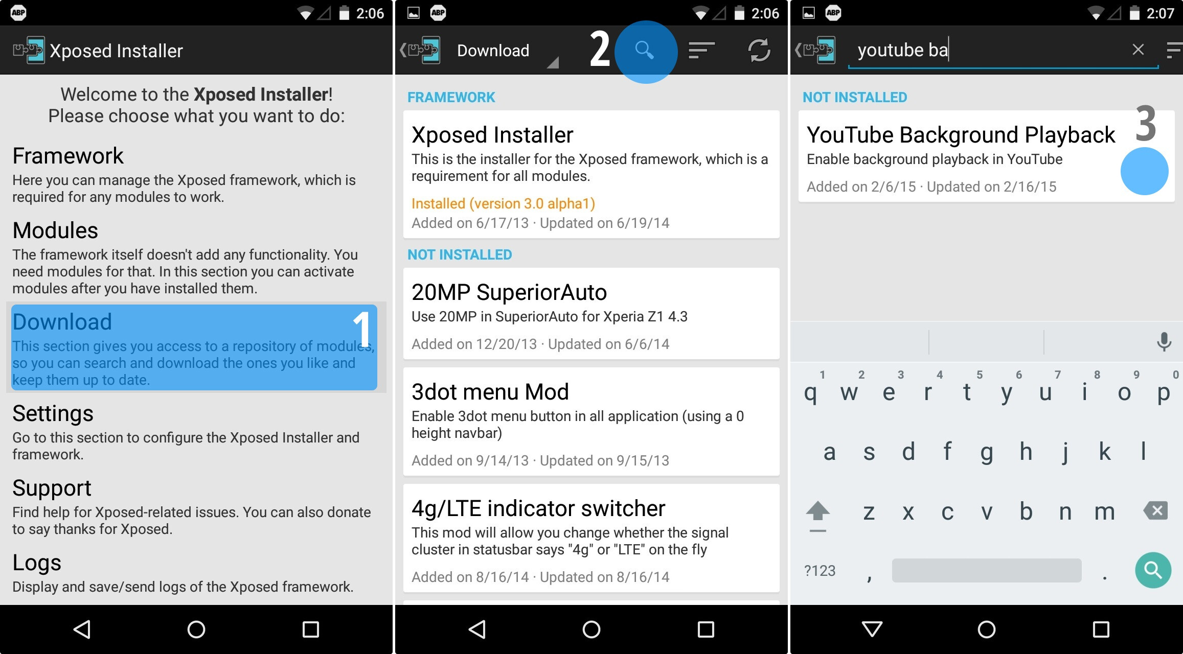 How to play YouTube videos & music in the background on Android