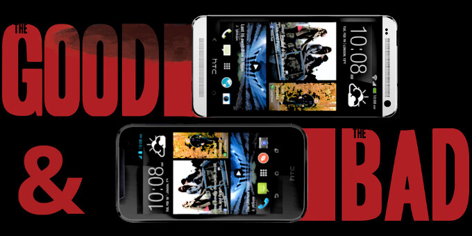 The best and worst HTC smartphones we've ever reviewed