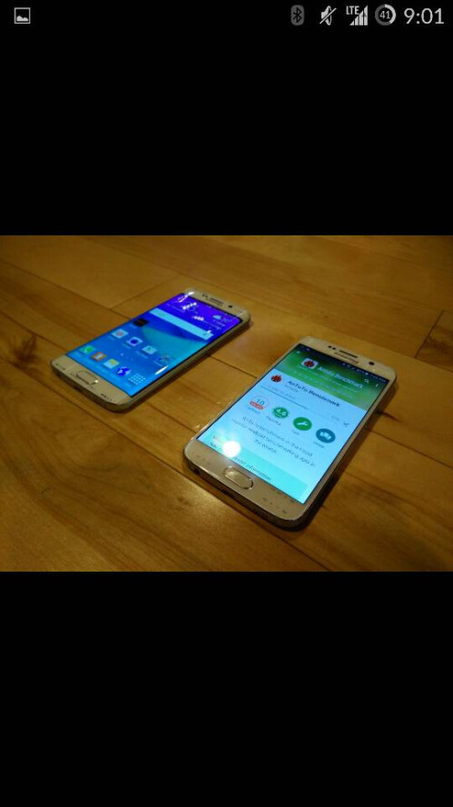 Are these the Galaxy S6 and S6 Edge?