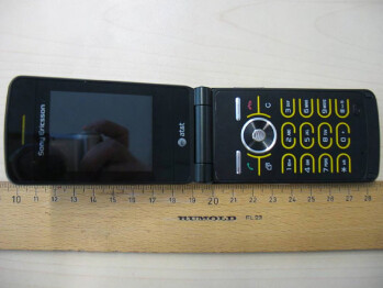 FCC revealed Sony Ericsson Z780 is for AT&T