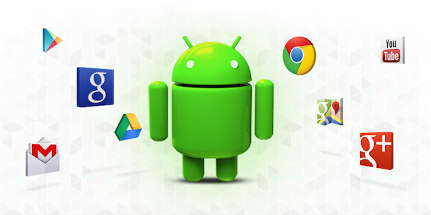 How to change default apps (browser, mail, camera, etc) on Android 5.0 Lollipop