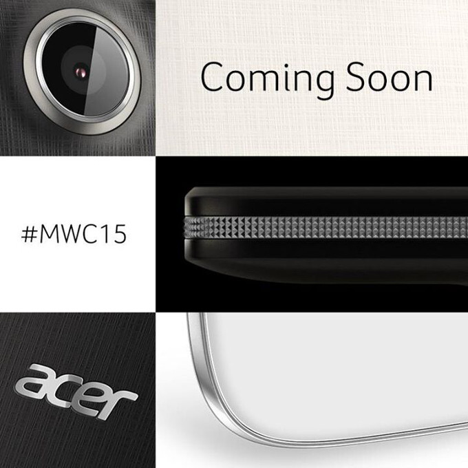 Acer teases the products it will be presenting at the MWC