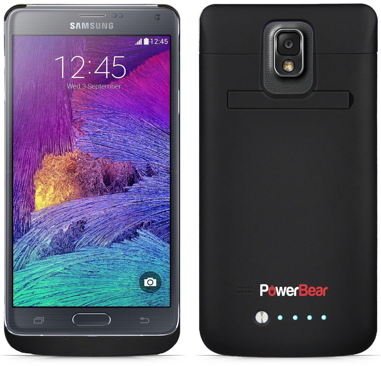on sale 10ce9 e0de4 Best Samsung Galaxy Note 4 battery cases - PhoneArena