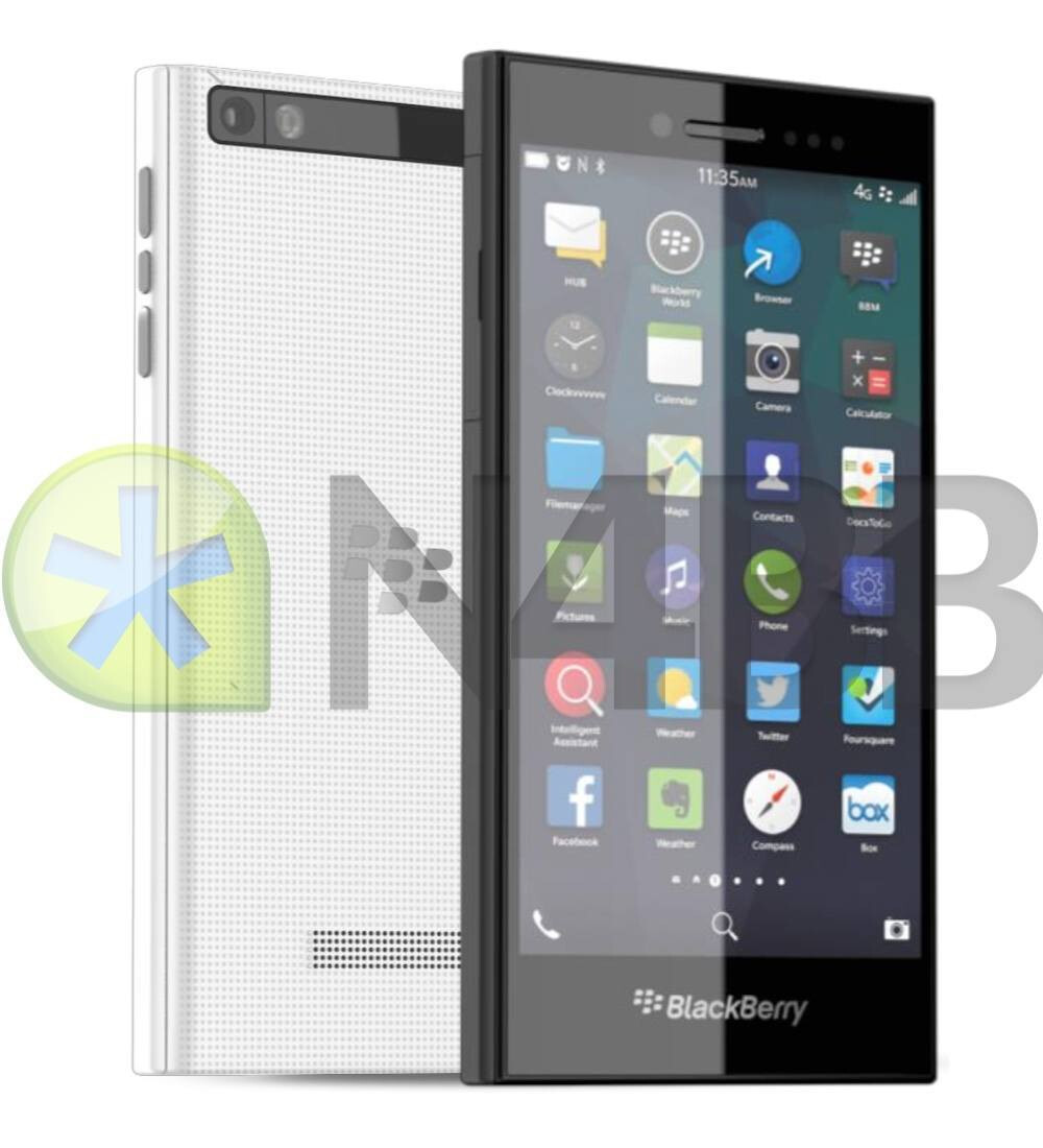 new blackberry leap rio photographed again could be launched in april. Black Bedroom Furniture Sets. Home Design Ideas
