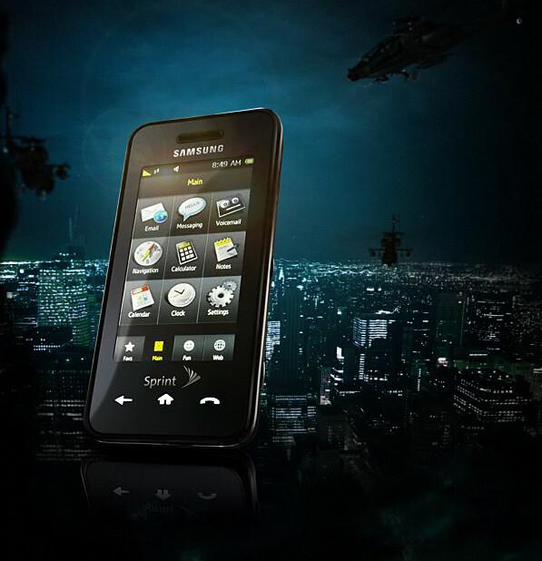 Samsung Instinct comes June 20th