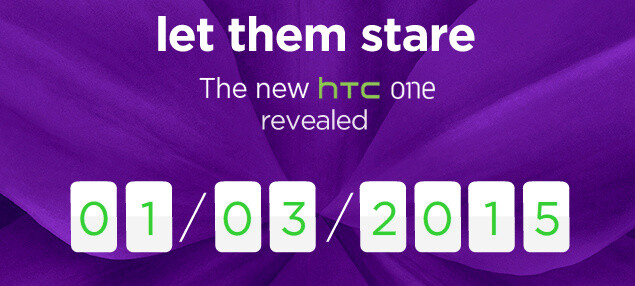 Watch HTC One M9 livestream from MWC 2015 here