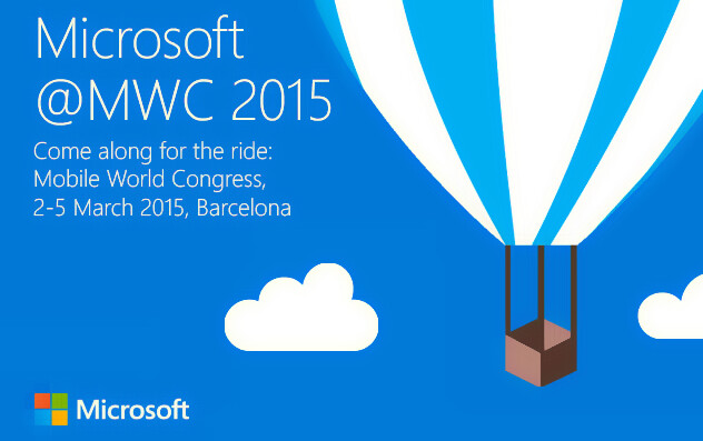 Microsoft will also live stream its MWC 2015 event - new Lumias incoming?