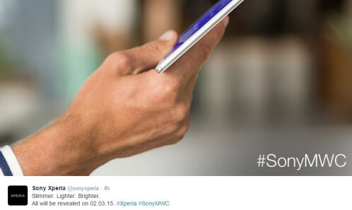 Sony confirms: new water resistant device(s) will be announced at MWC 2015