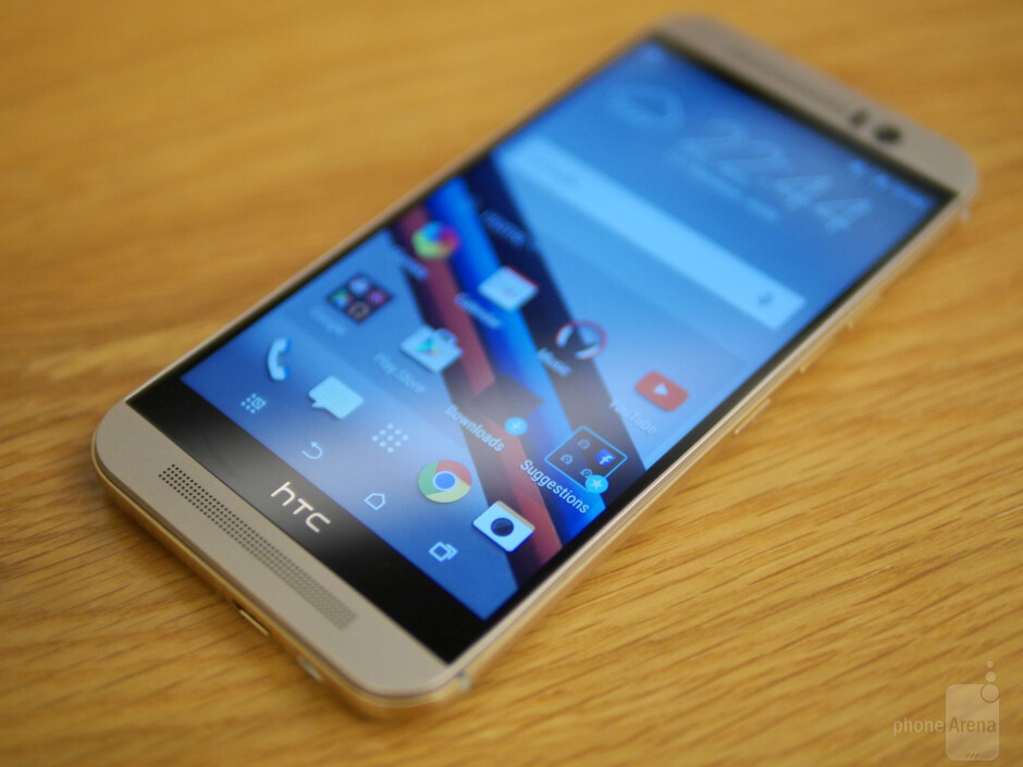 HTC One M9 hands-on