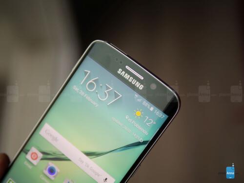 Samsung Galaxy S6 Edge hands-on