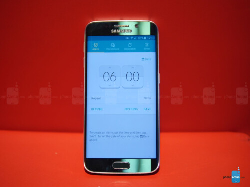 Samsung Galaxy S6 Edge screenshots