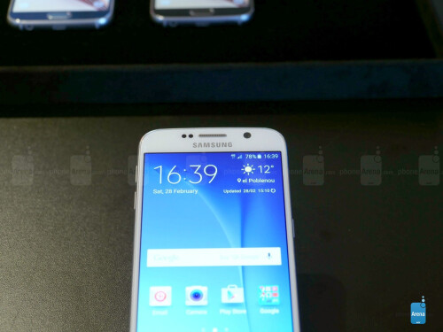 Samsung Galaxy S6 images