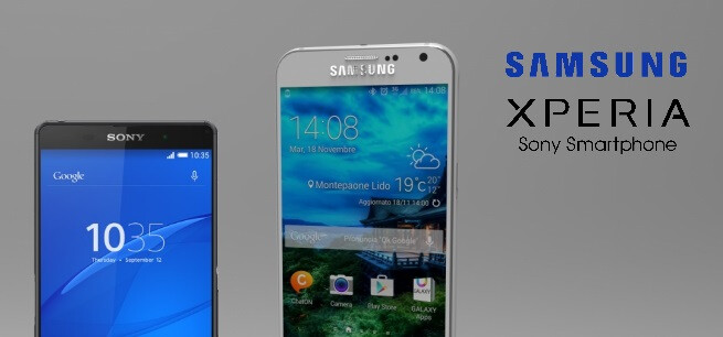 Samsung Galaxy S6 vs Sony Xperia Z4: what to expect