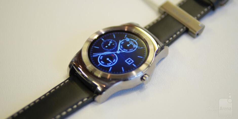 LG Watch Urbane hands-on