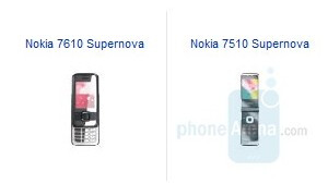 7610 - Nokia prepares the Supernova line