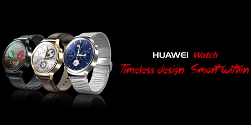 Huawei Watch images