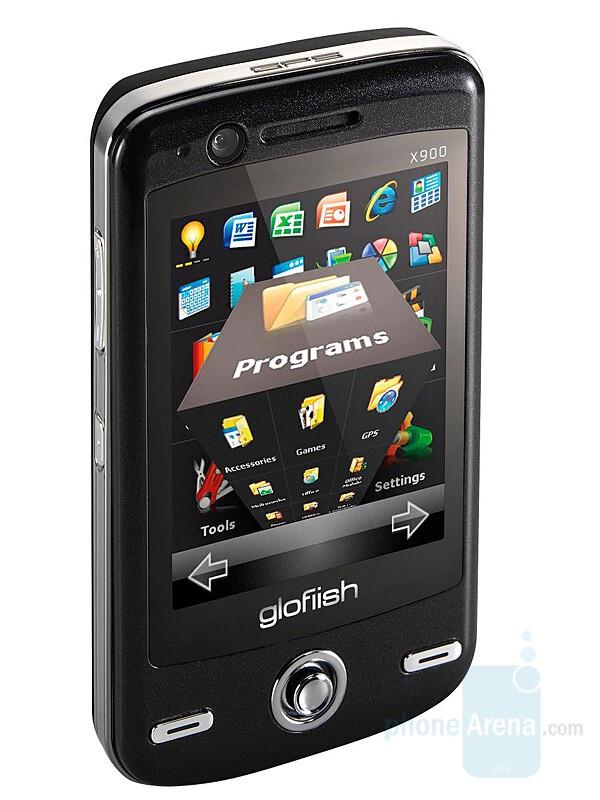 X900 - Eten announced three new Glofiish phones