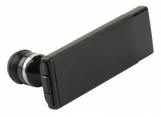Bluetrek Metal is the thinnest Bluetooth headset