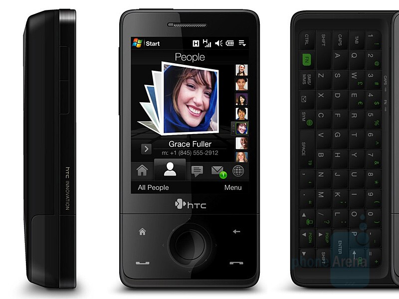 HTC Touch Pro is Diamond with a QWERTY