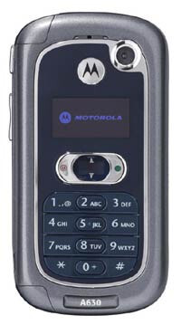 T-Mobile launched Motorola A630