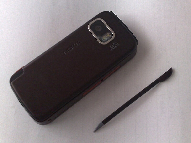 Nokia 5800 XpressMusic - First photos of Nokia N85, N79, 5800 and others …