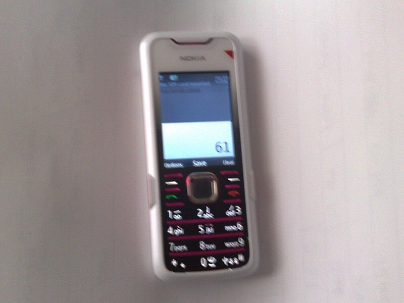 Nokia 7210 - First photos of Nokia N85, N79, 5800 and others …