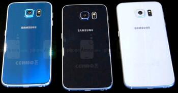 Galaxy s6 Pics Samsung Galaxy s6 Unveiled