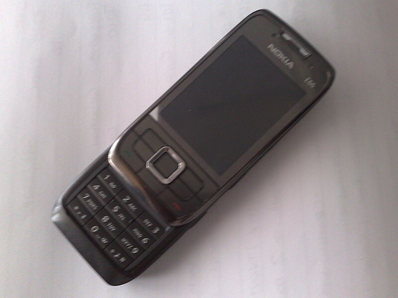 Nokia E66 - First photos of Nokia N85, N79, 5800 and others …