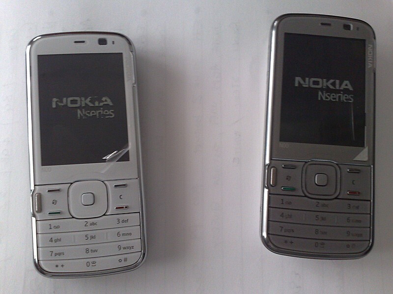 Nokia N79 - First photos of Nokia N85, N79, 5800 and others …