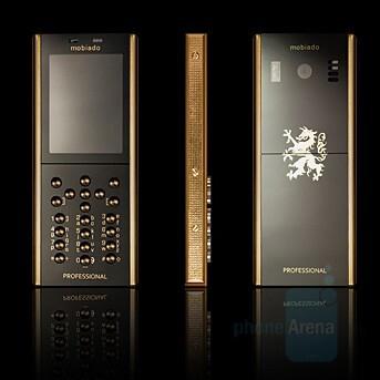 105 GCB - Mobiado updates its slim luxury phone